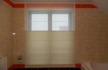 шторы для сан узла