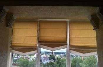 крутые шторы в лоджию