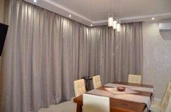 индивидуальный пошив штор для кухни